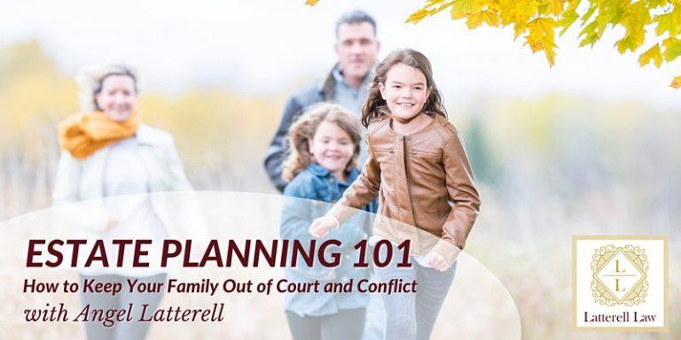 Estate Planning 101
